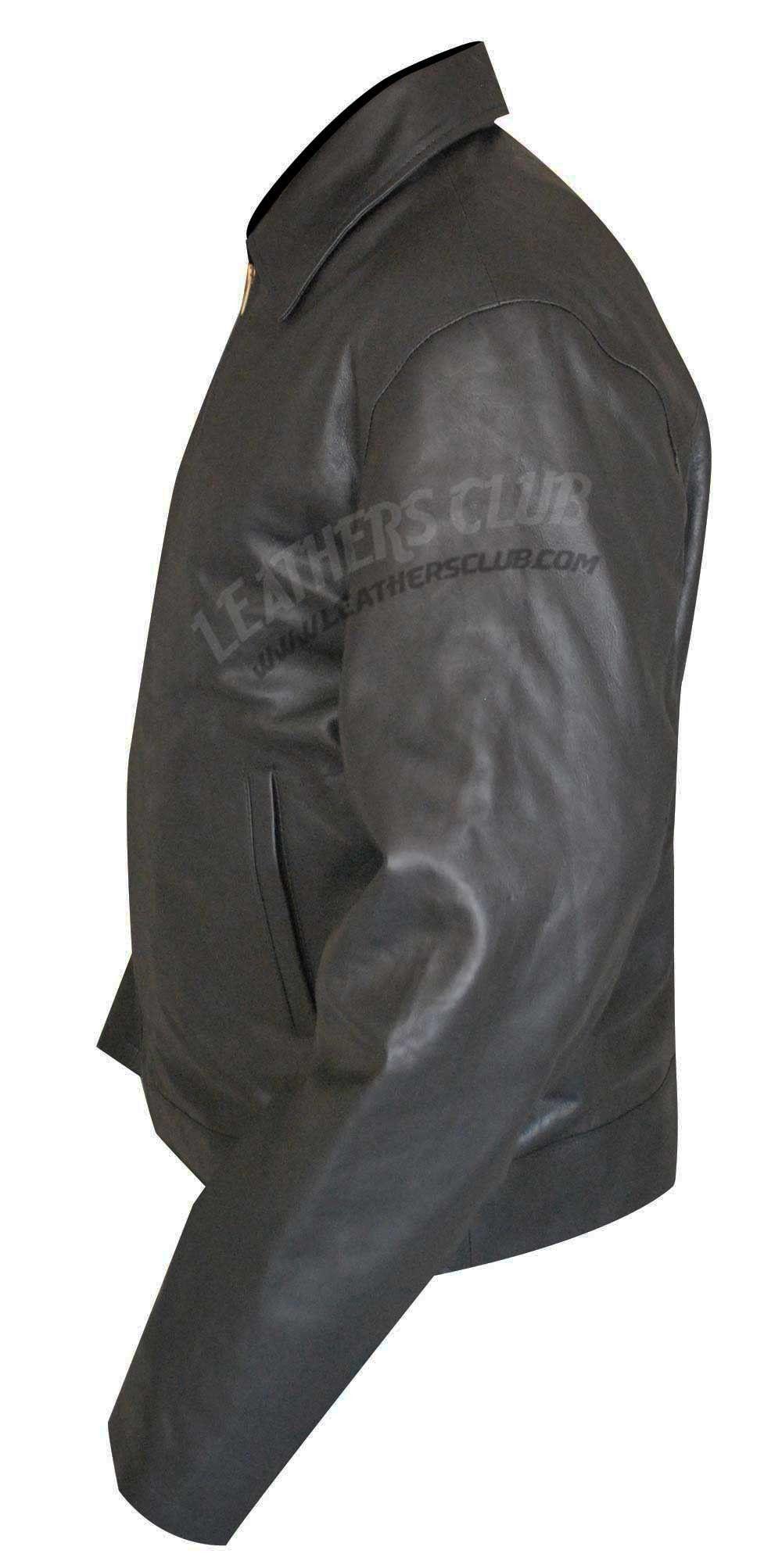 9622d1697 Faster Rock (Driver) Black Jacket   Faster Dwayne Johnson Jacket ...