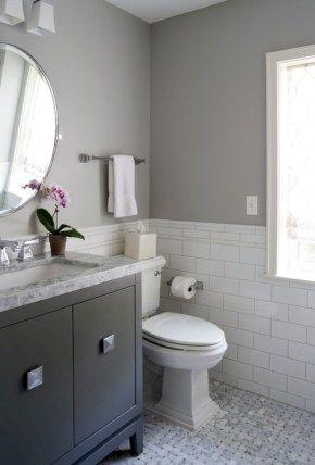 Luxury Purple and Gray Bathroom Ideas