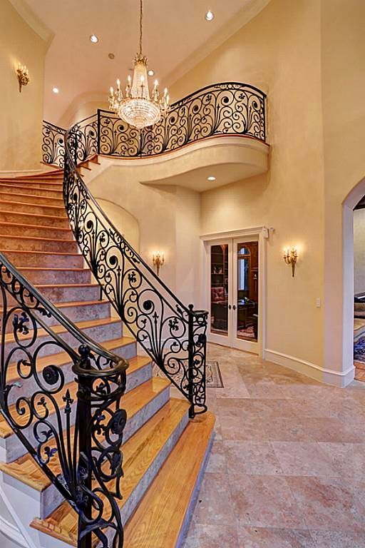 5203 Fieldwood Dr Houston Tx 77056 Mls 87461115 Zillow Stair Railing Design Staircase Design Beautiful Stairs