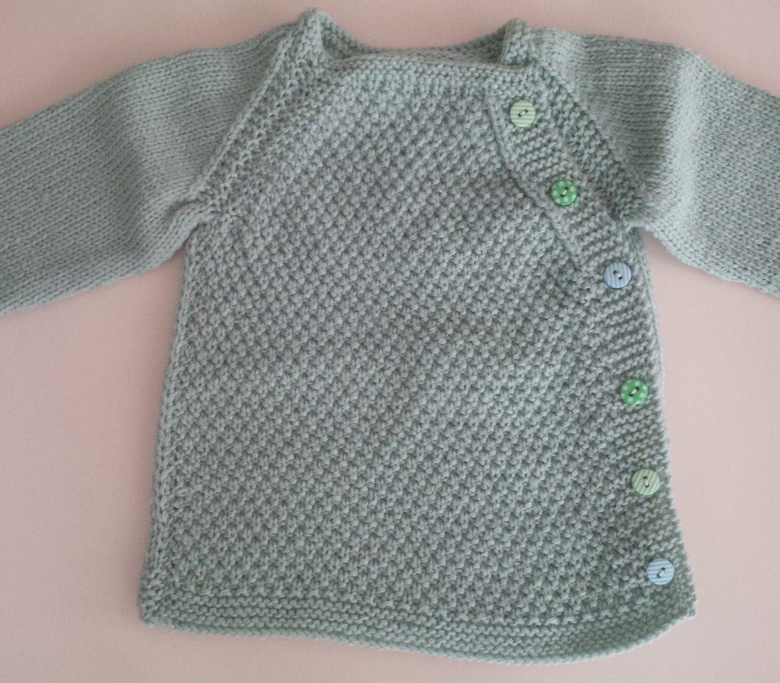 Esta chaquetita es para los los tres o cuatro primeros meses. Materiales  2  ovillos DMC (100% Baby pure merino wool) agujas del 3 d6e60286bc4