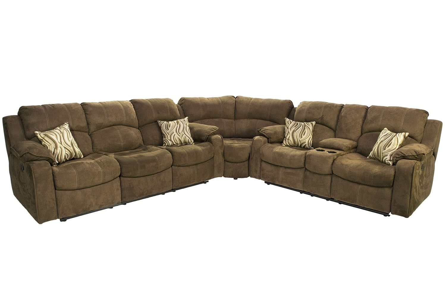 Tornado Chocolate Reclining Sofa Loveseat Sectional Sectionals Living Room Mor Furniture