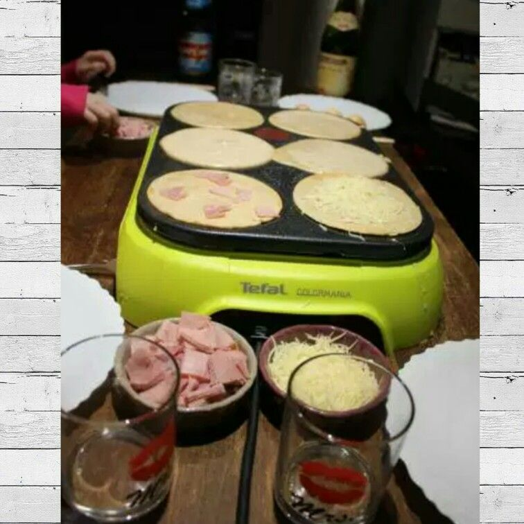 crepe party