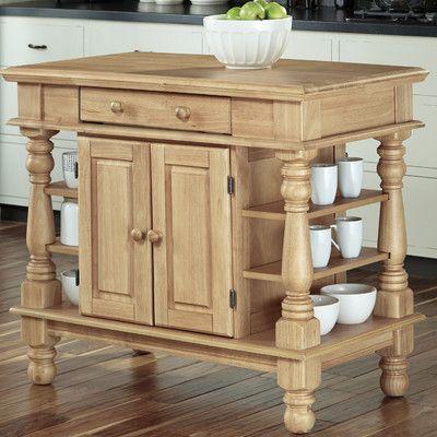 Home Styles Americana Kitchen Island Finish Americana Kitchen Home Styles Kitchen Cabinet Styles