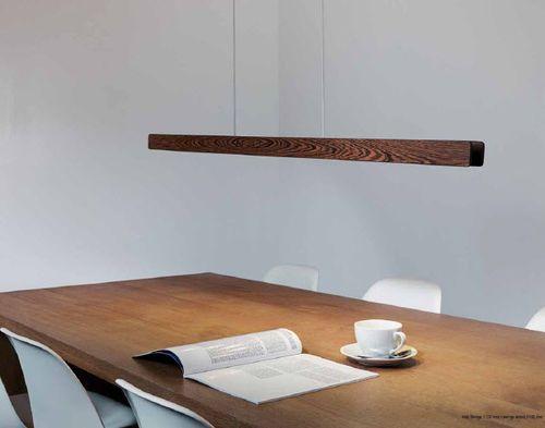 Lámpara de techo moderna (madera) Casablanca Leuchten GmbH - lamparas de techo modernas