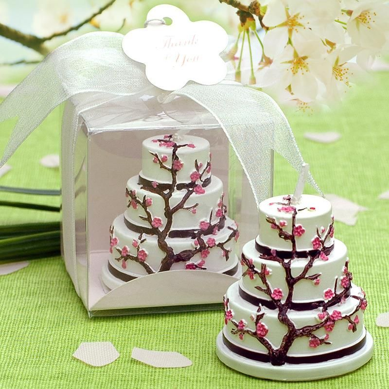Find More Party Favors Information about Cake Shaped Candle