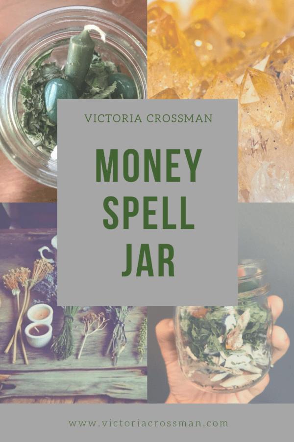 Money Spell Jar Prosperity Spel Abundance Spells Spell Jar Money Abundance Ritual Money Spell Tarot Herbs Herb Spell Money Money Spells Money Magic Jar Spells