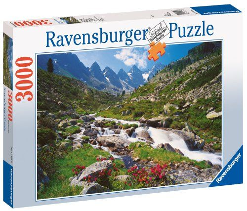 Ravensburger Austrian Mountains 3000 Piece Puzzle Ravensburger