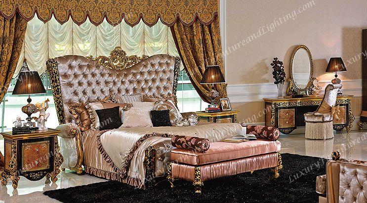 Italienische Möbel Schlafzimmer Set #Schlafzimmermöbel #dekoideen ...