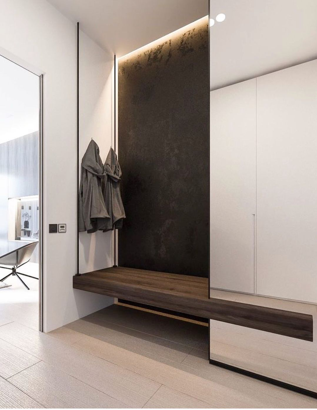 pin von d2 interieurs auf mudroom in 2018 pinterest garderoben rote h user und gaderobe. Black Bedroom Furniture Sets. Home Design Ideas