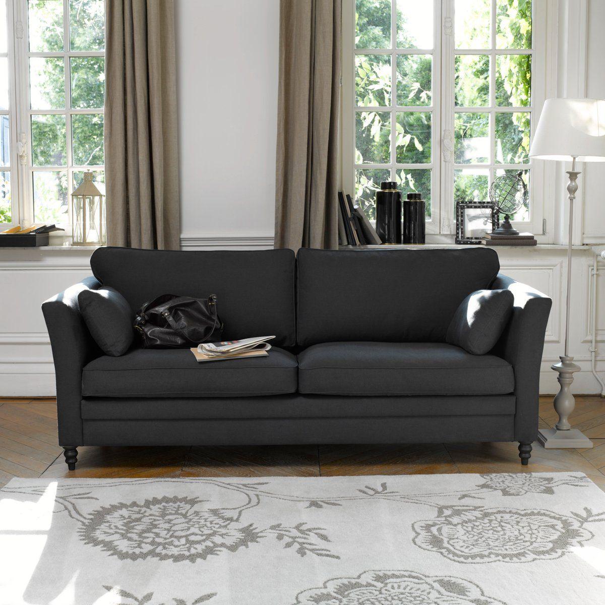 canap fixe 2 ou 3 places nottingham la redoute la. Black Bedroom Furniture Sets. Home Design Ideas