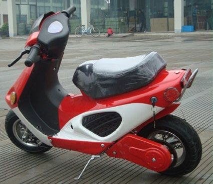 49cc gecko mini gas motor scooter 2 stroke at for Motor scooter store near me