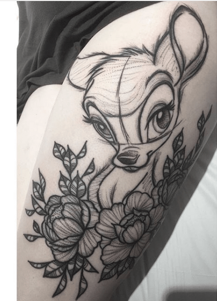 Photo of Image result for disney tattoos