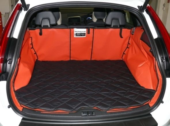 Volvo Xc60 Hatchbag Boot Liner And Odour Control Pet Mat Boot