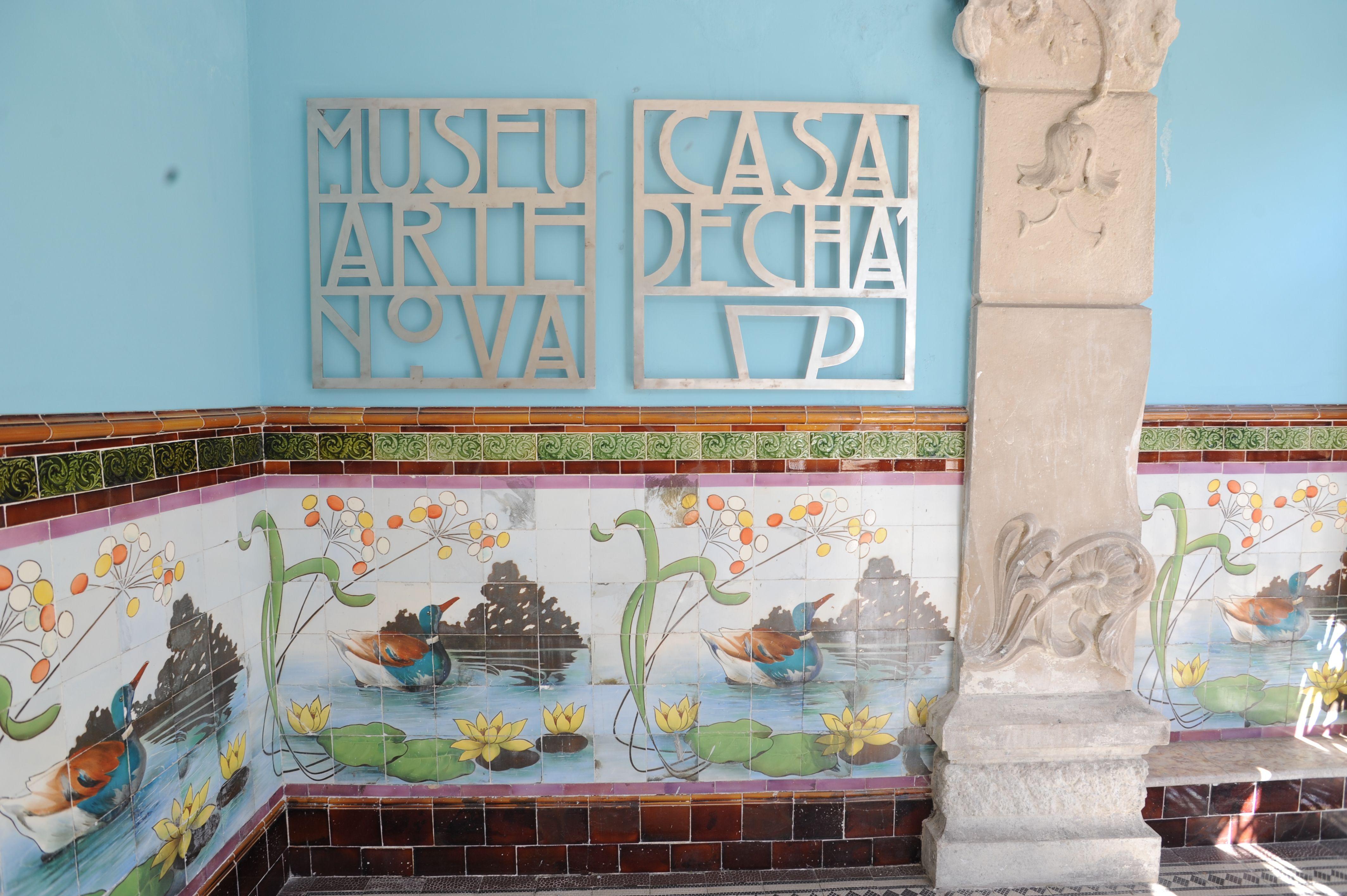 Museu Arte Nova, Aveiro, Centro de Portugal #viagem #viajar #destino ...