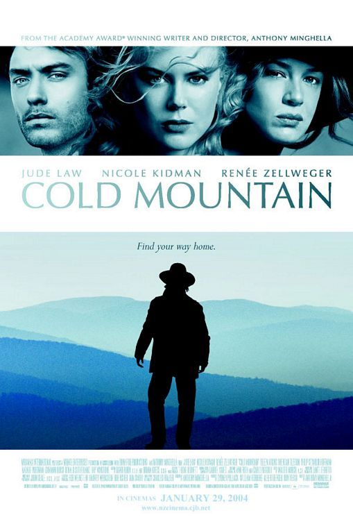 cold mountain film