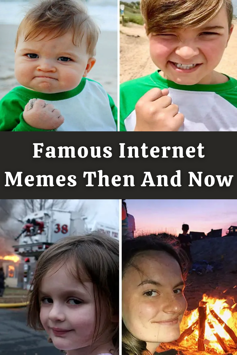 Everyone S Favorite Memes Are All Grown Up Here S What They Look Like Now In 2021 Famous Memes Humor Funny