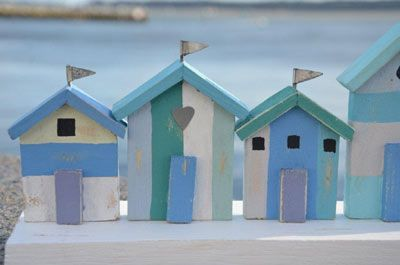 Lovely Addition To A Beach Theme Bathroom Beach Hut Seaside