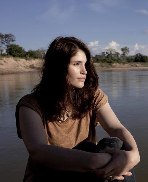 Gemma Arterton Daily — gemmaartertonedit: Acre, Brazil (June 2011)