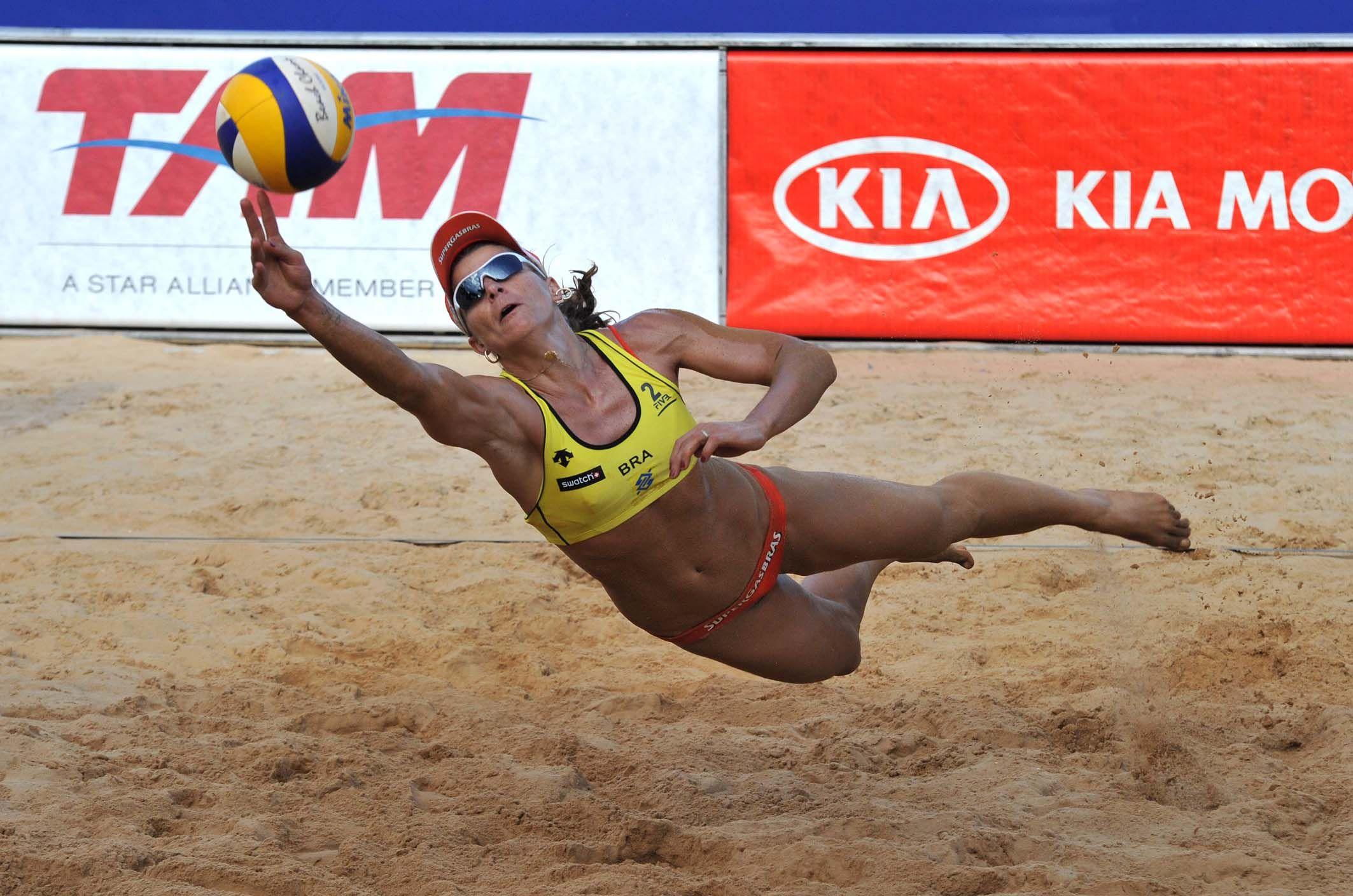 Pin En Volleyball