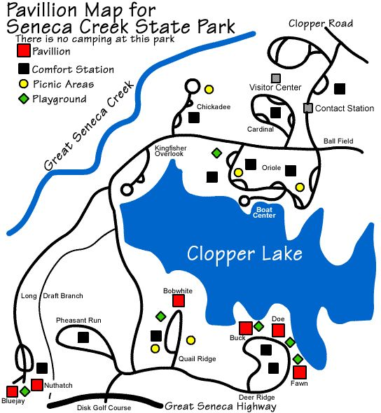 Seneca Creek State Park - Montgomery County - Gaithersburg MD - copy certificate of good standing maryland