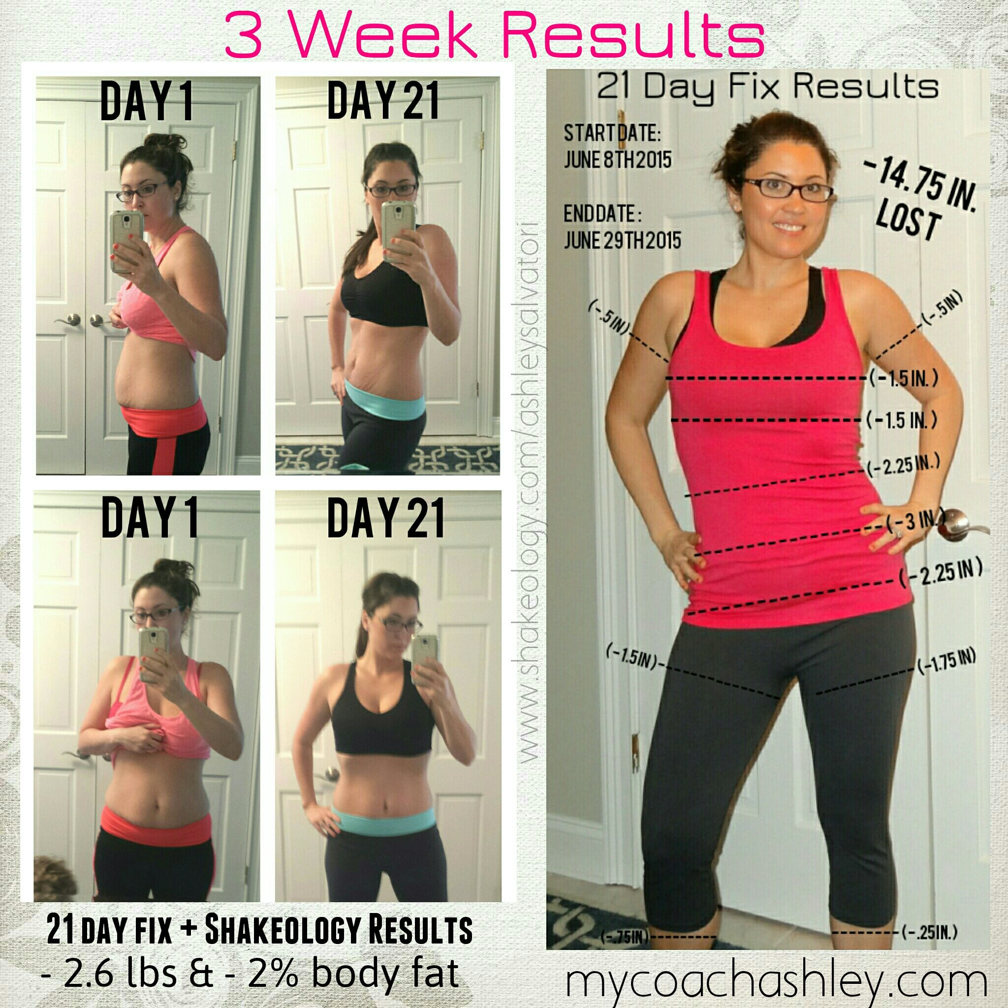 Pin On 21dayfixresult