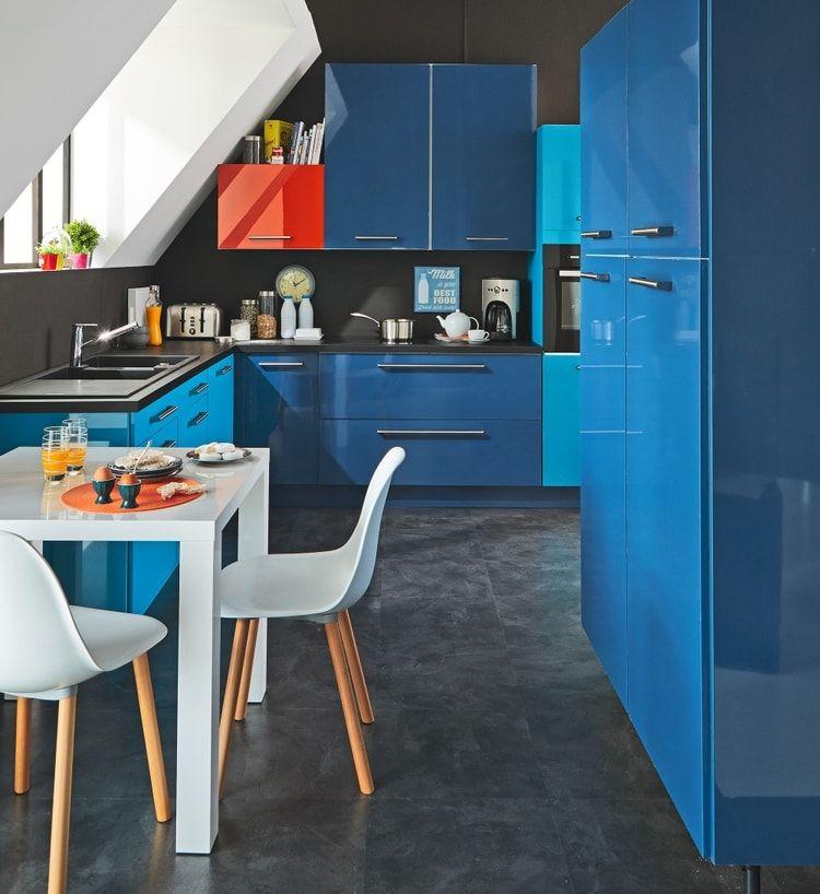 La Cuisine Alinea En 5 Modeles Meuble Cuisine Cuisine Moderne Mobilier De Salon