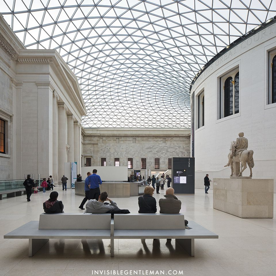 BRITISH MUSEUM | Foster + Partners | London, UK