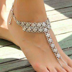0caaadebdd3 Tornozeleiras - baratos bonito e sexy tornozeleiras e pulseiras de  tornozelo Venda Mulheres Online a preços por atacado