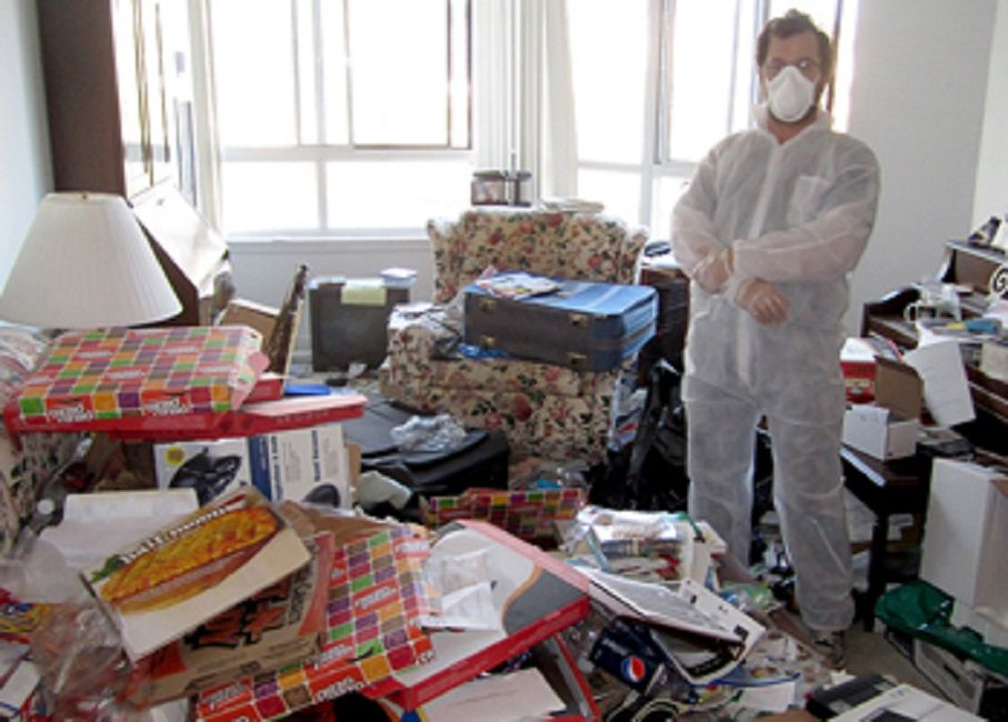 How to Avoid the Embarrassment of Hoarding Clean Up https