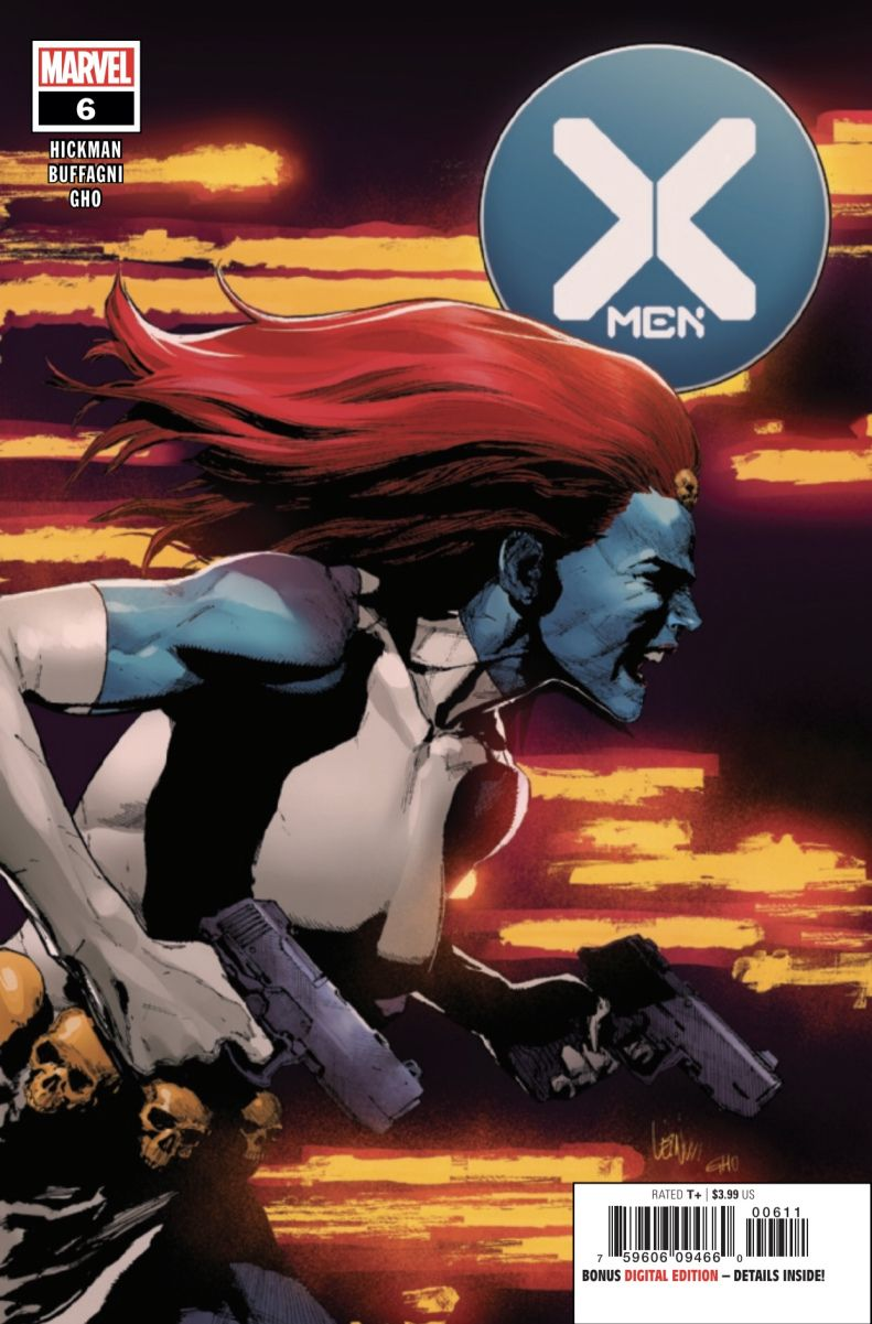 X Men 6 Preview In 2020 X Men Mystique Marvel Art