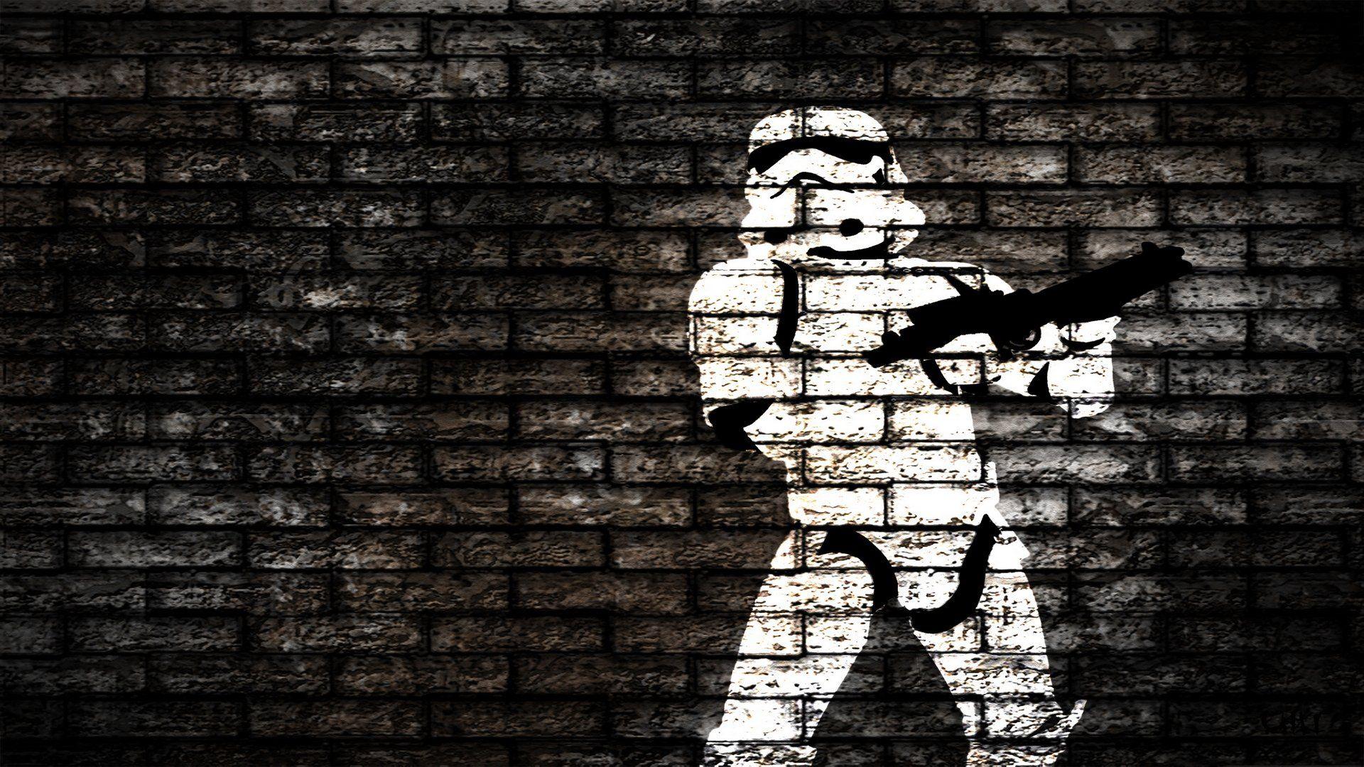 Star Wars Stormtrooper Wallpaper