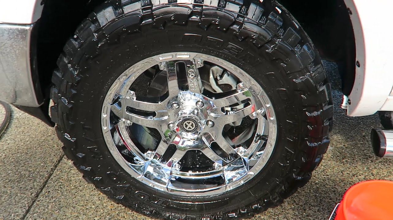 What is the best chrome wheel cleaner