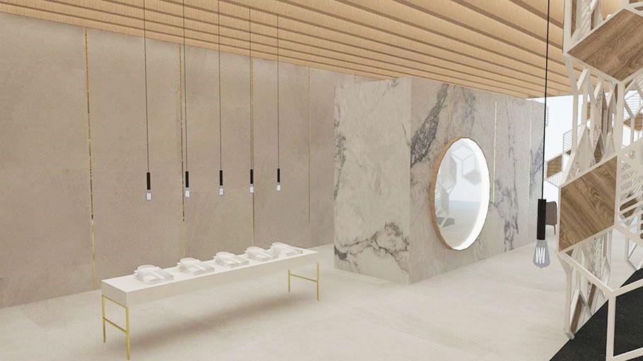 Finalistas IX #PremiosPorcelanosa ↓ #Diseño Natural En Gatsby, #Proyectos  De Futuro