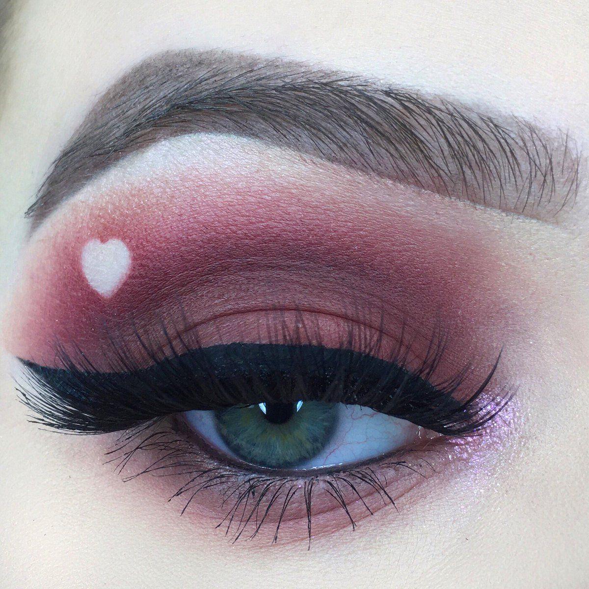 Embedded image Makeup geek, Rainbow makeup, Eye makeup