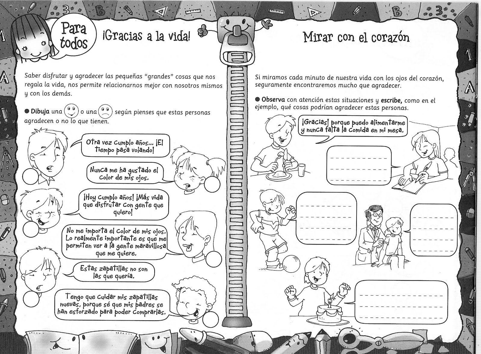 Resultado De Imagen De Actividades De Valores Actividades De Convivencia Imagenes De Convivencia Escolar Actividades