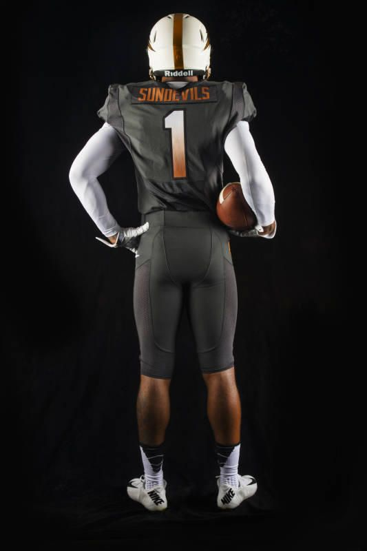 New Arizona State Football Uniform Celebrates Copper College
