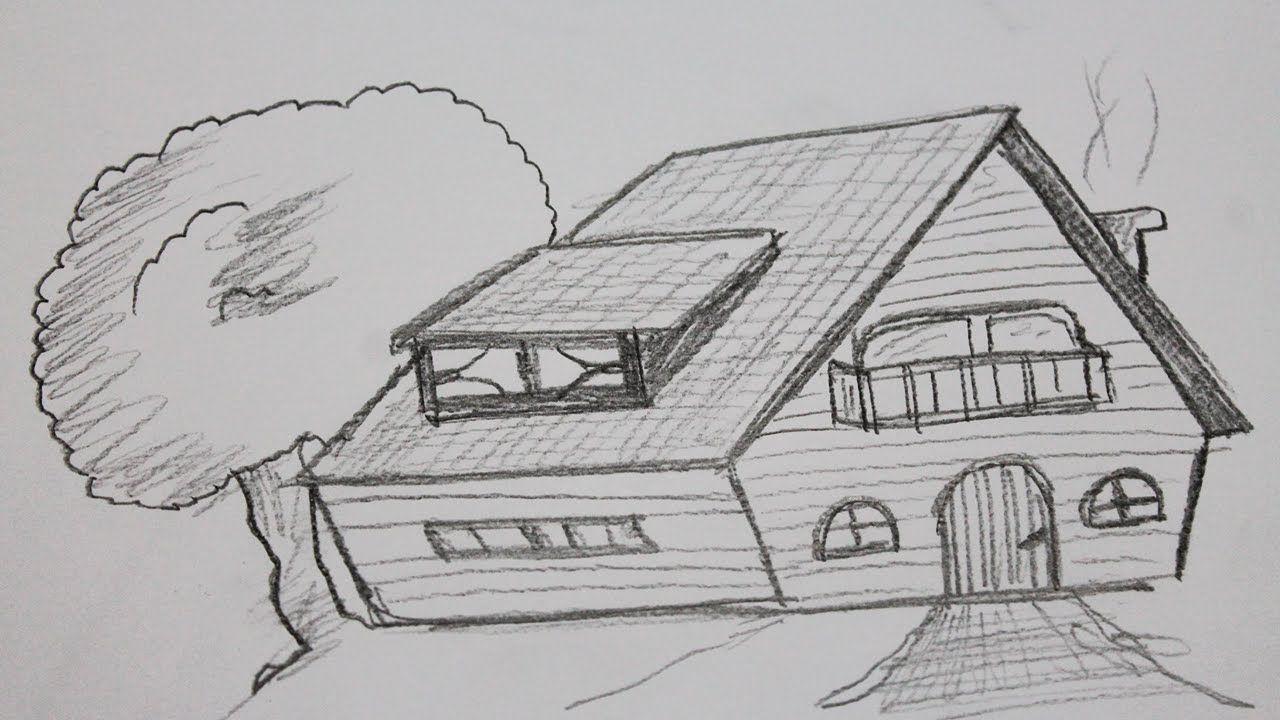 Wie Zeichnet Man Ein Haus Youtube Haus Ein Wie Zeichnet Zeichnen Malen Zum Mit Gezeichnet Bilder Einfach Von Zeichnung Villa Vorne Ab In 2020 Drawings Art Home Decor
