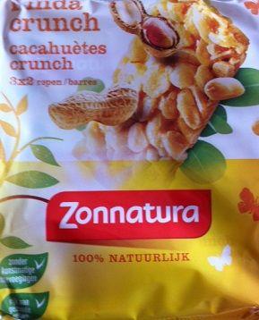 Bio Pinda Crunch Zonnatura