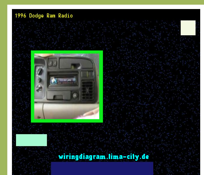 1996 Dodge Ram Radio Wiring Diagram 18455 Amazing Wiring Diagram Collection Radio Dodge Ram Dodge