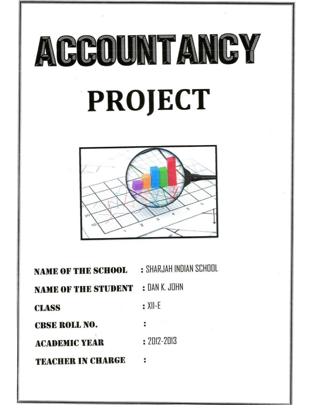accounting project current ratio The current ratio measures the ability of an organization to pay its bills in the near -term it is a common measure of the short-term liquidity of a.