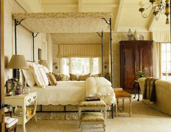 charlotte moss | look at my leontine | leontine linens | bedrooms