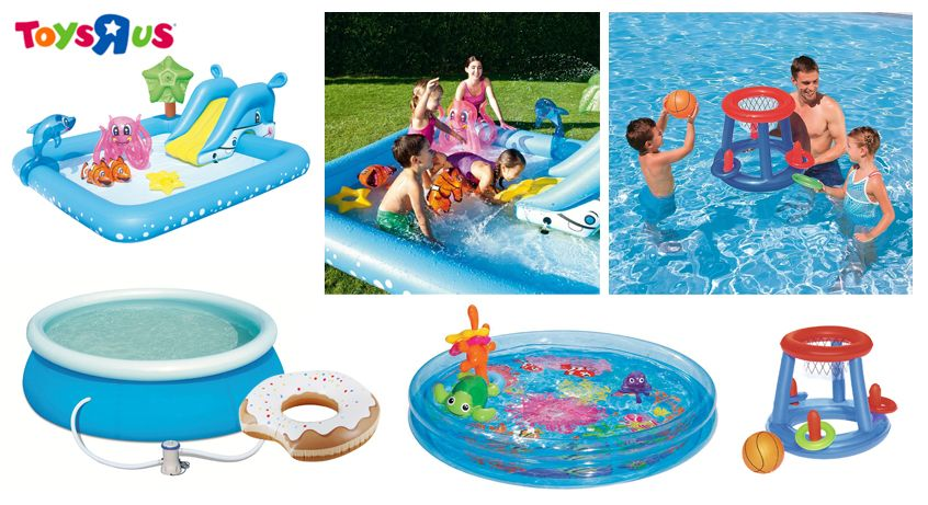 Kit Pour Piscine Gonflable U Sans Chlore Super U Hyper U U Express