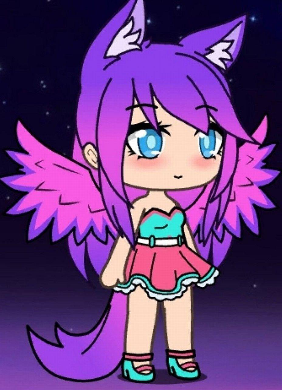 Gacha Life 2 in 2020 Character art, Latest anime, Chibi girl