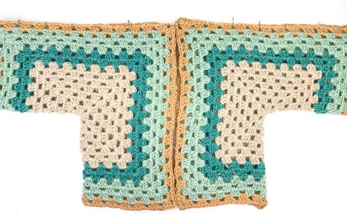 The Campfire Cardigan Free Modern Crochet Pattern Crochet Easy