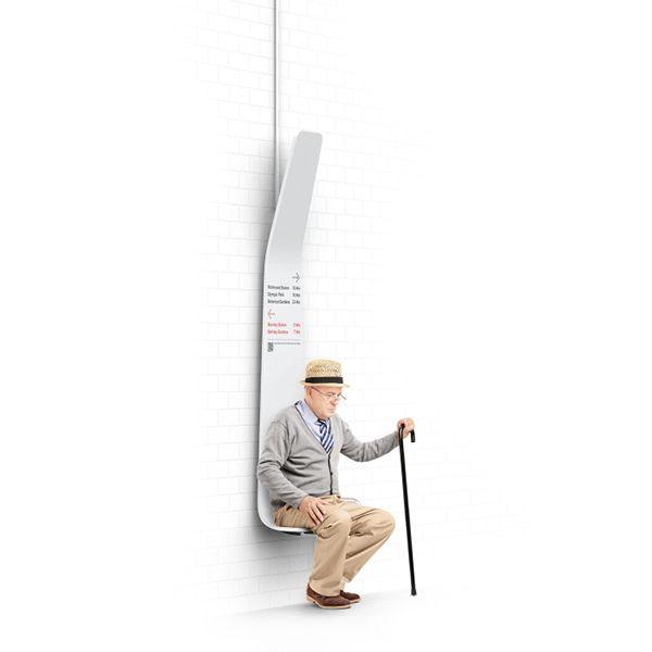 Nos gustaría que fuera un poco más alta la silla, pero la idea es muy buena