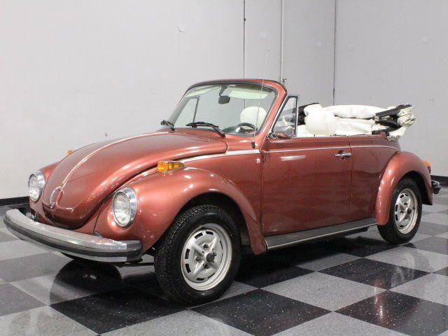 1978 Volkswagen Beetle Convertible $11,000