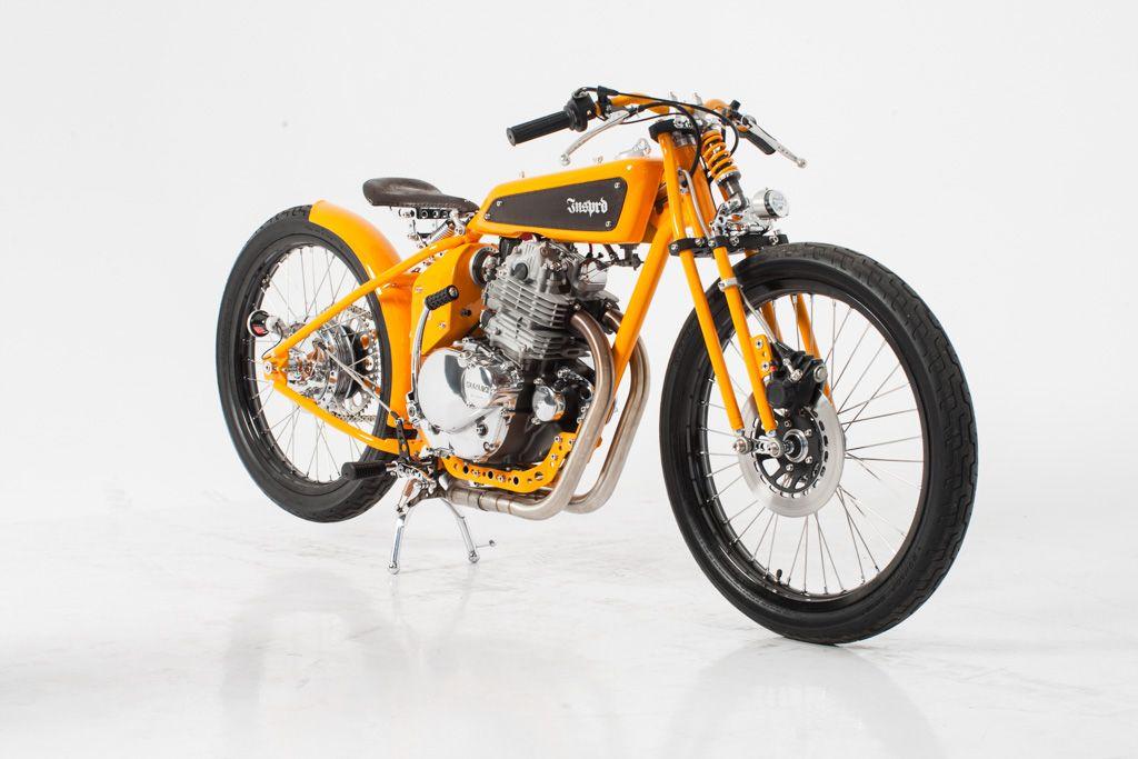 "The Deus ""Boundless Enthusiasm"" Bike Build Off 2013 - 'Inspired Garage' Indonesia"
