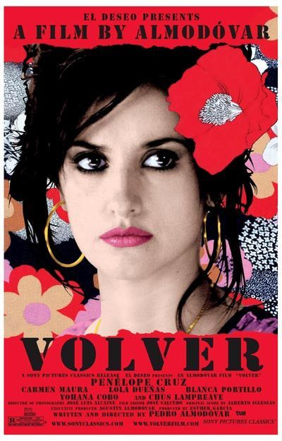 A Great Poster For The 2006 Pedro Almodovar Film Volver -1997