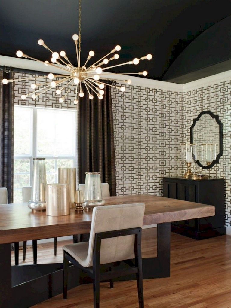 elegant dining room chandeliers | 100+ Lovely and Elegant Dining Room Chandelier Lighting ...