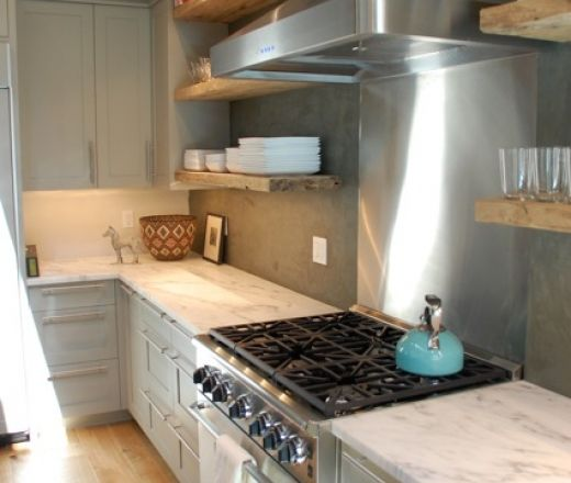 The Cabinets Are Painted Benjamin Moore Sandy Hook Grey Counters